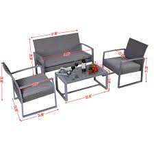 wicker patio furniture vtd