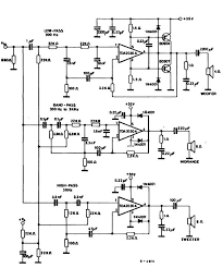 3 way active crossover circuit diagram images way crossover tda2030 active speaker audio systems circuit 60 watt output power