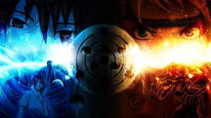 Naruto Fire And Ice HD Anime Wallpaper ...