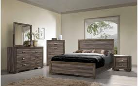 Driftwood Bedroom Furniture Asheville Driftwood King Bedroom Set My Furniture Place