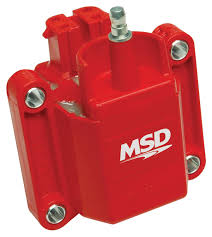 msd 8226 gm dual connector coil msd performance products 8226 gm dual connector coil image