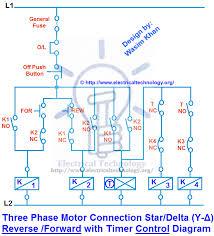 rev wiring diagram three phase motor connection star delta y icirc Gas Club Car Wiring Diagram Engine2005 three phase motor connection star delta y icirc reverse forward 3 phase motor connection star delta