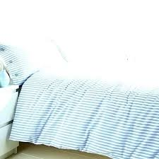 striped quilt bedding y blue stripe duvet covers exclusive ideas cover vibrant and ticking nautical vintage