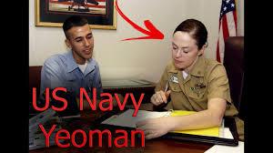 Navy Jobs Yeoman Yn