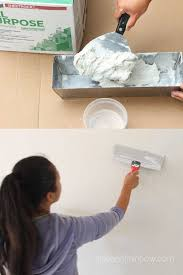 to skim coat smooth a textured wall