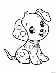 The flying cutie, about to unpleasantly surprise the kitty snowbell, is we hope you liked our free printable puppies coloring pages as much as you love puppies. Cute Puppy 5 Coloring Page Puppy Coloring Pages Animal Coloring Books Dog Coloring Page