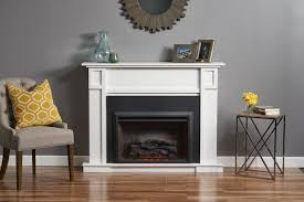 just plug in one of our gallery collection electric fireplaces