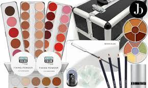 one only kryolan kit jolanda bedeker makeup