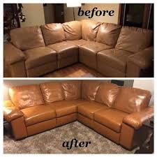 leather furniture dye