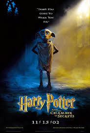 harry potter chamber of secrets posters
