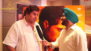 Interview with Guddu Dhanoa (Film Director) - YouTube