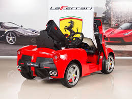 Buy ferrari ride on car and get the best deals at the lowest prices on ebay! Ferrari Electric Ride On Car Luxury Cars For Kids