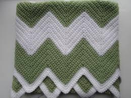 Crochet Afghan Pattern Easy Chevron Crochet Blanket Pattern & 🔎zoom Adamdwight.com