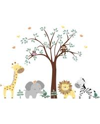 nursery wall decals baby room safari stickers nursery decor for kids wall stickers adhesive nursery decals on jungle wall art for baby room with new shopping special nursery wall decals baby room safari stickers