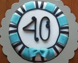 Guys 40th Birthday Cake Beelduit