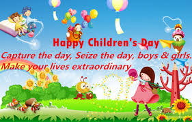 How To Make Children S Day Chart Childrens Day Scraps Pictures Images Graphics For