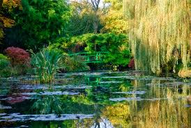 monet s garden at giverny
