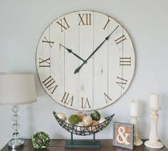 oversized wall clocks within best 25 ideas on decor contemporary uk canada target for