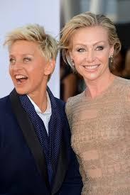 Ellen And Portia Ellen Degeneres Portia De Rossi Fighting Over Plastic Surgery