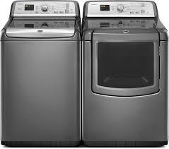 maytag bravos xl. Fine Bravos Maytag Bravos Series MVWB850YG  Granite  Laundry Pair On Xl R