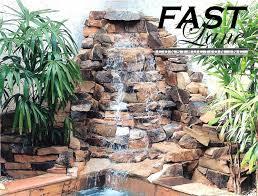 stone waterfall rock waterfall pool waterfall masonry waterfall waterfall