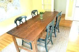 extendable farmhouse table. The Extendable Farmhouse Table O