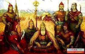 türk mədəniyyəti qədim dövr ile ilgili görsel sonucu