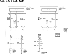 1999 chevy 1500 silverado code 0336 crank position sensor i 1999 chevy 1500 stereo wiring diagram 1999 1500 Silverado Wiring Diagram #29