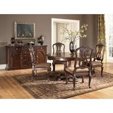 dining room table ashley furniture home: north shore round pedestal dining table ashley north shore collection