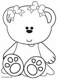 teddy bear coloring pages. Exellent Teddy Girl Teddy Bear Coloring Pages And D