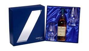 end gl pair and talisker whiskey giftset