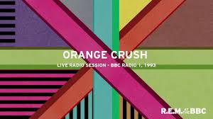 Radio 1 R B Chart R E M Orange Crush Live From Mark And Lard On Bbc Radio 1 2003