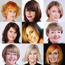 účesy Pro Starší ženy Vlasy A účesy