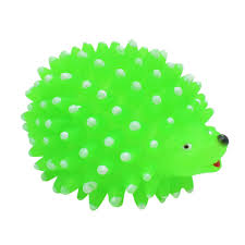 〖Follure〗<b>1pcs</b> Cute Hedgehog Shape <b>Pet Dog Puppy</b> Squeaky ...