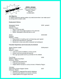 Resume Examples For Bartender Server