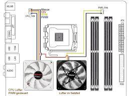 4 wires fan to 2 wire enermax fan png