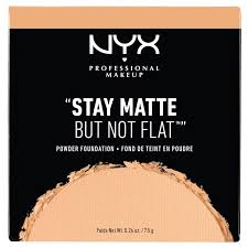 nyx professional makeup stay matte powder foundation um shades 0 26oz