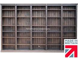 heavy duty bookcases ft tall contemporary solid pine bookcase display shelving unit heavy duty bookcases library heavy duty