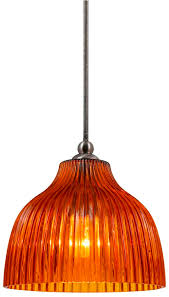 outstanding amber pendant light orange pendant lights kitchen
