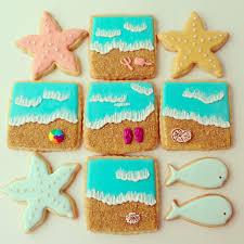 decorated summer sugar cookies. Interesting Cookies Httpswwwetsycomlisting121595703summer In Decorated Summer Sugar Cookies O