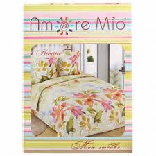 Отзывы о <b>Комплект</b> постельного <b>белья Amore Mio</b> Поплин