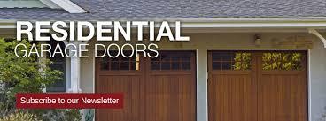 utah garage doorUtah Commercial  Residential Garage Doors  Crawford Doors