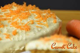 Carrot Cake Kek Lobak Merah Tanpa Mixer Buat Orang Lapo