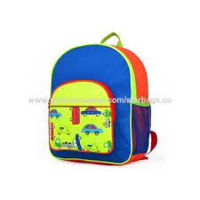 china lovely cartoon book bag for kids boys and s