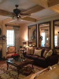 wall mirror decor living room