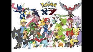 Pokemon (Season 17) The Series XY Hindi Dubbed Episodes Download 720p (HD)
