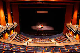 Washington Center For Performing Arts Seating Chart Mcintyre Hall Mcintyre Hall Seating Chart