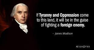 James Madison Quotes New TOP 48 QUOTES BY JAMES MADISON Of 48 AZ Quotes