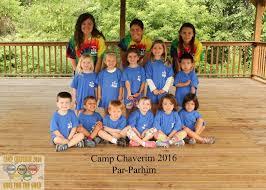 Chaverim Day Camp Schenectady Jewish Community Center