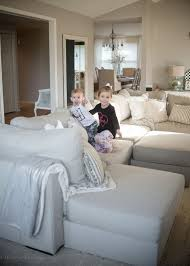 lovesac living room